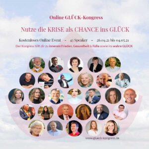 Größter europäischer Online Glück-Kongress